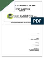 Ot 2182 Motor Electrico Danper