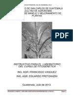 Manual de Laboratorio de Fitogenetica 2013