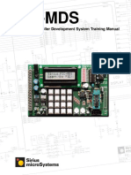 PIC-MDS Training Manual