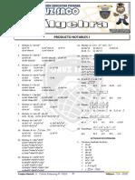 Algebra - 1er Año - III Bimestre