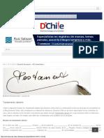 Derecho-Chile – Testamento Abierto