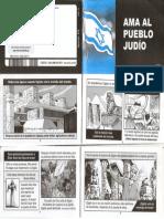 Ama Al Pueblo Judío - Chick Publications