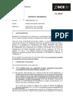 045-14 - VEMAEQUIP S.A.C - Ampliación de plazo contractual (T.D. 4782764 y 4801135).doc