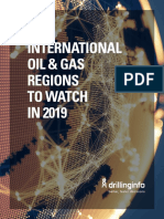 International Oil and Gas Regions to Watch in 2019