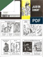 Algo en Común - Chick Publications