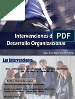 Intervenciones Del D