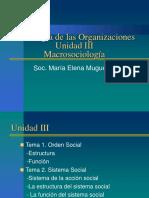 Sociologia Macrosociología