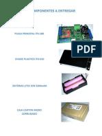 Gps transmisor