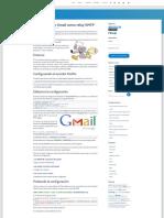 Postfix Usando Gmail Como Relay Smtp - Junco Tic
