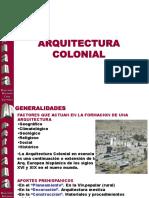 Arquitectura Colonial 16