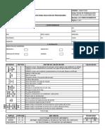 Documento 24 Formato de Seleccion de Proveedores