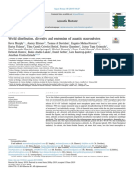 World distribution, diversity and endemism of aquatic macrophytes