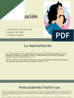 La masturbación.pptx