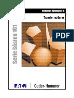 cutler hammerTransformadores.pdf