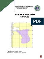 Informe - Manejo de Cuencas