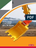 Especificaciones PTA-180 powertilt Helac