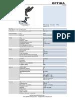 OPTIKA_B-159_Technical_Datasheet_IT (1).pdf