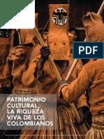 Cultura material de Colombia