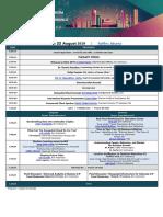EIUC Preliminary Program