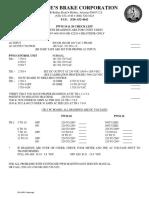 PWM Check List