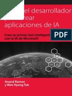 ES ES CNTNT eBook AI a Developer's Guide to Building AI Applications