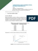 Cinética de La Oxidación Del Ácido Ascórbico Por El Ion (1)