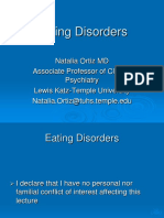 Eating Disorders PA 2017