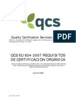 1C301 EU 834-2007 Organic Certification Req Sp 190128F