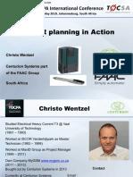 07. Christo Wentzel 42 TOCPA SA 13-16 May 2019