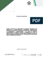 Pliegos Definitivos Lp Dg 001 2019