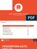Shopee Marketing Center User Guide Auto Topup Id