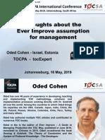 17. Oded Cohen 42 Tocpa Sa 13-16 May 2019