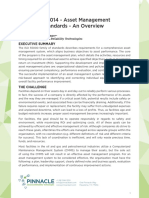 ISO55000 2014 Asset Management Family of Standards an Overview