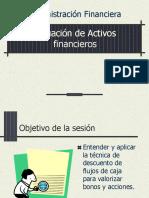 AF_Valorización Instrumentos financieros Bonos y Acciones.ppt