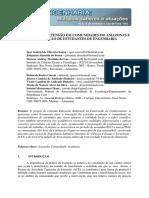 Atividade de Extensão Em Comunidades Do Amazonas e a Formação de Estudantes de Engenharia