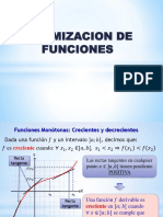 optimizacionde funciones