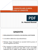 stages of Gingivitis