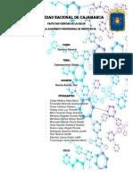 Informe General de Química