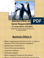 Business Ethics and Social Responsibility-Part 2