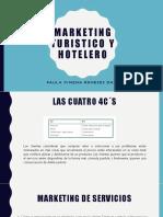 Marketing interno y de servicios