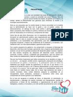 14040 Programa de Gobierno Jhon Freddy Correa