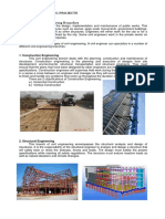 1 Types of Civil Engineering Projects Updated