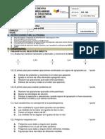 Evaluación p3 - q1 Matematica 7mo 2019