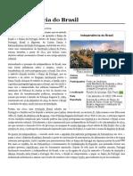 Independência do Brasil wikipedia