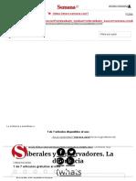 Diferencia Entre Liberales y Conservadores Columna de Jesús Pérez