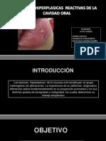 lesiones hiperplasicas reactivas.pptx