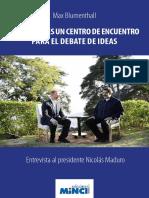Venezuela Es Un Centro de Encuentro Para El Debate de Ideas 1 1