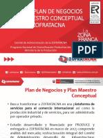 Resumen Plan Maestro Zofratacna