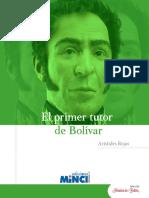 El-primer-tutor-de-Bolívar