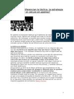 En Qué Se Diferencian La Táctica La Estrategia y El Calculo en Ajedrez